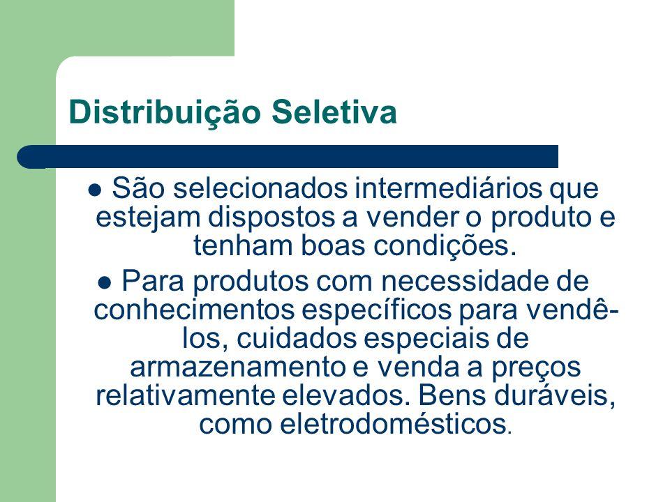 Distribuição Seletiva