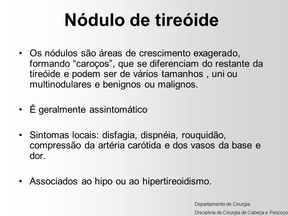 Nódulo de tireóide