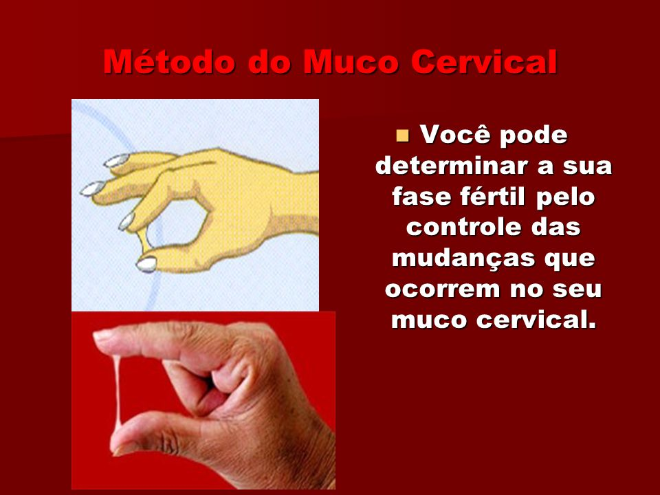 Método do Muco Cervical