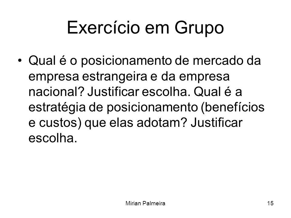 Exercício em Grupo