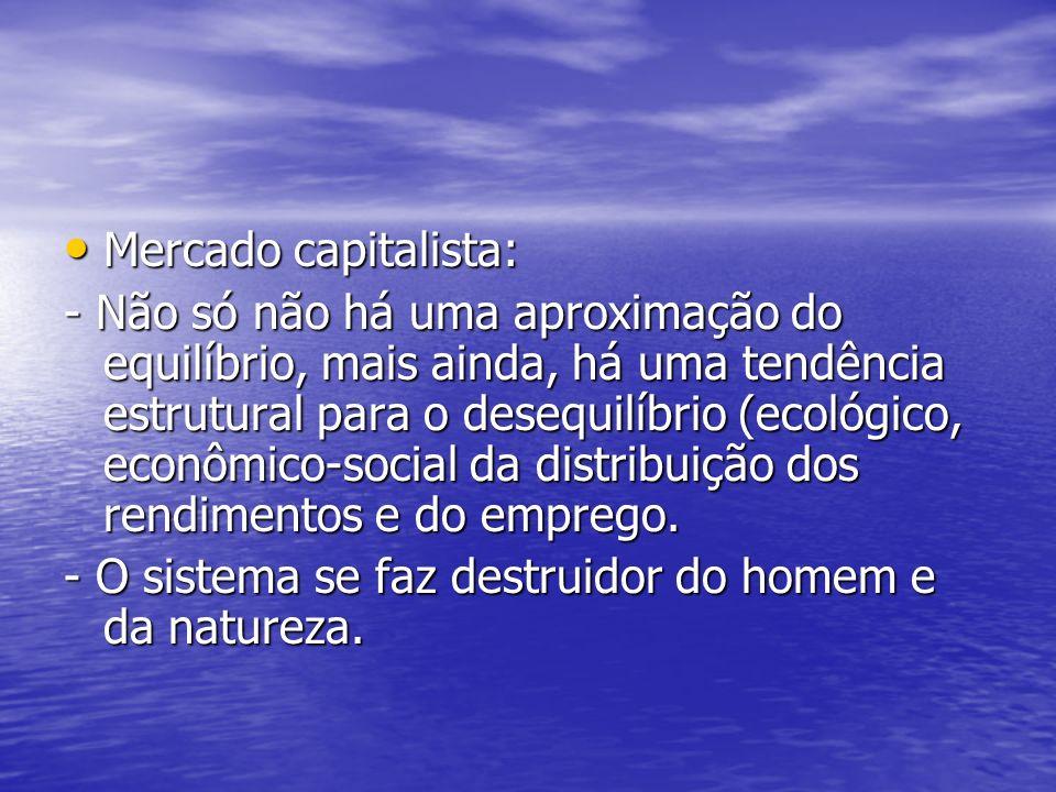 Mercado capitalista:
