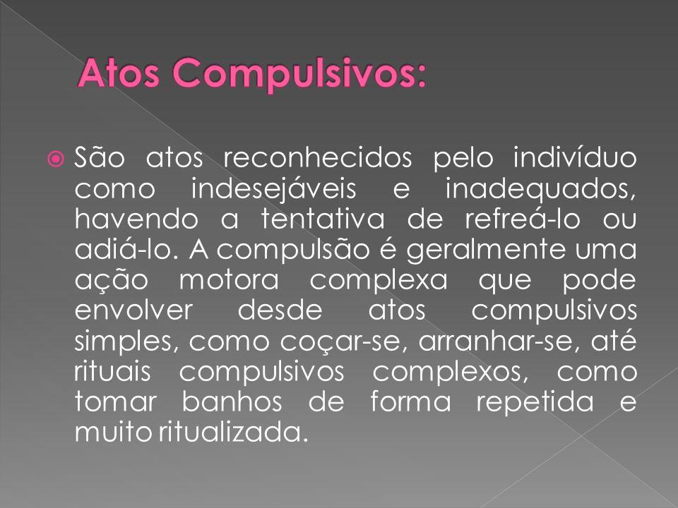 Atos Compulsivos: