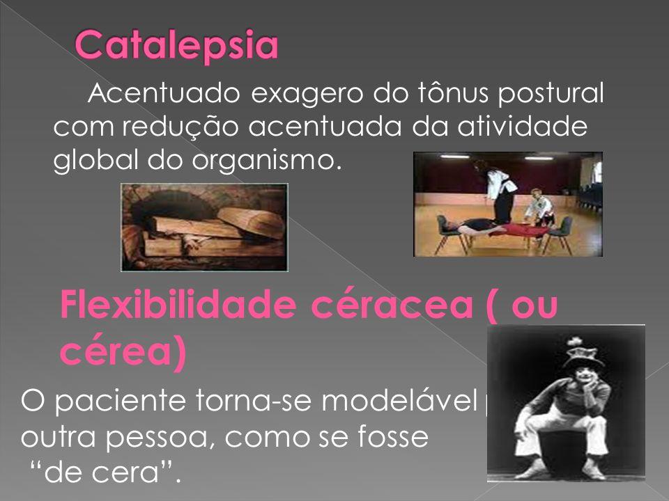 Flexibilidade céracea ( ou cérea)