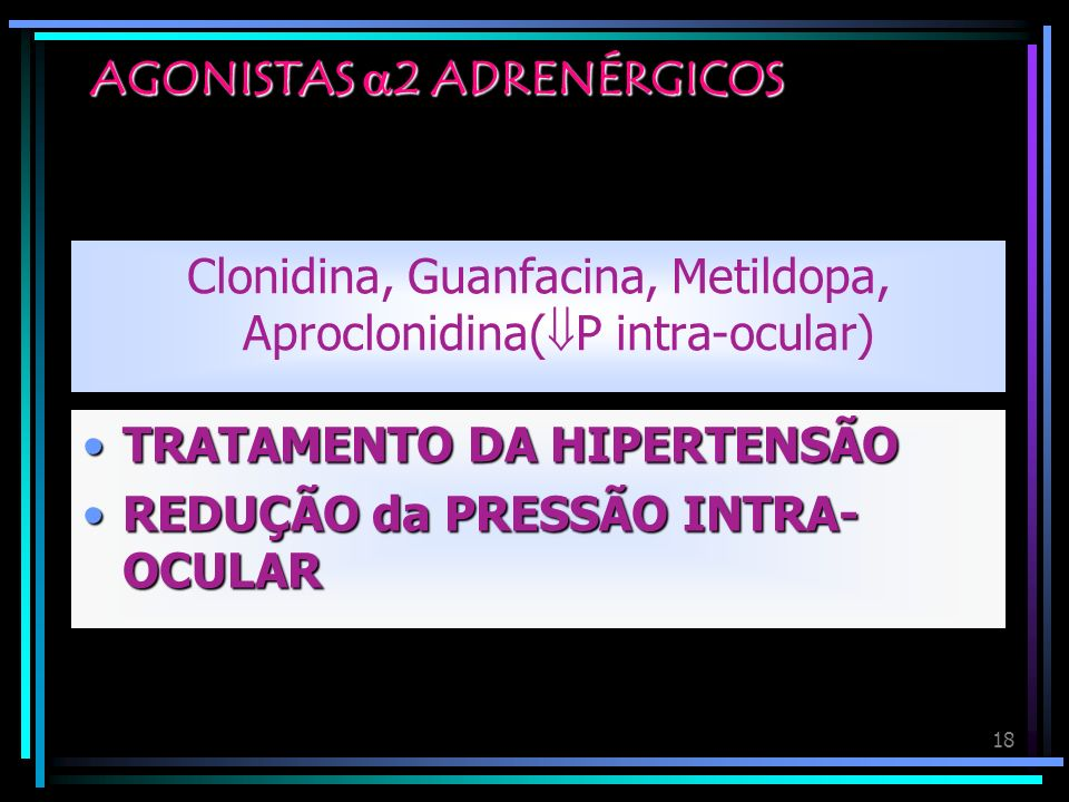 AGONISTAS 2 ADRENÉRGICOS