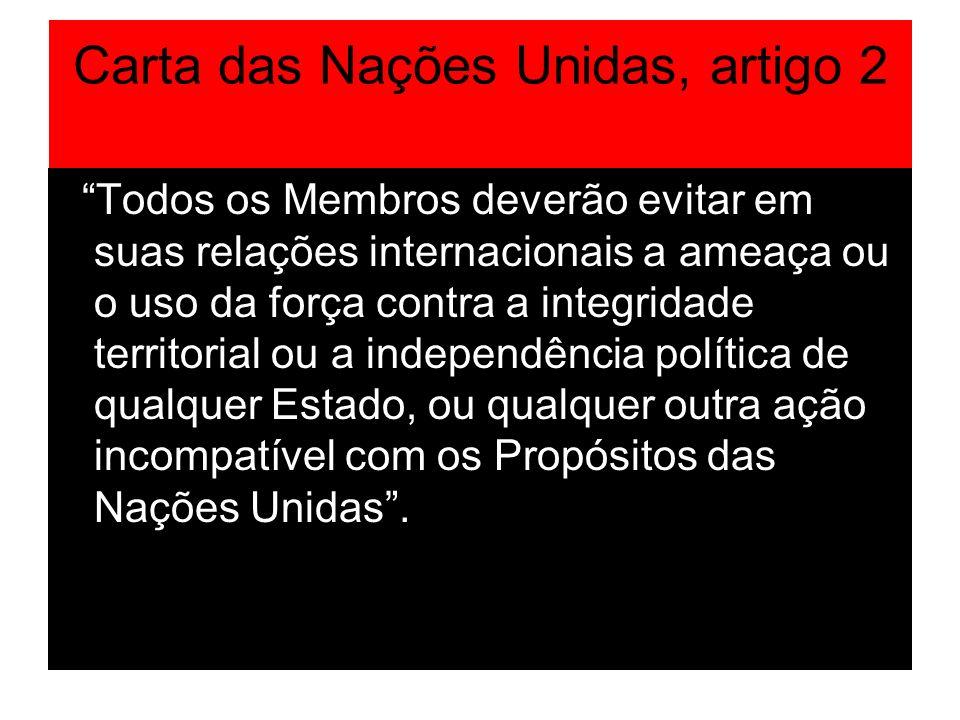 Carta das Nações Unidas, artigo 2