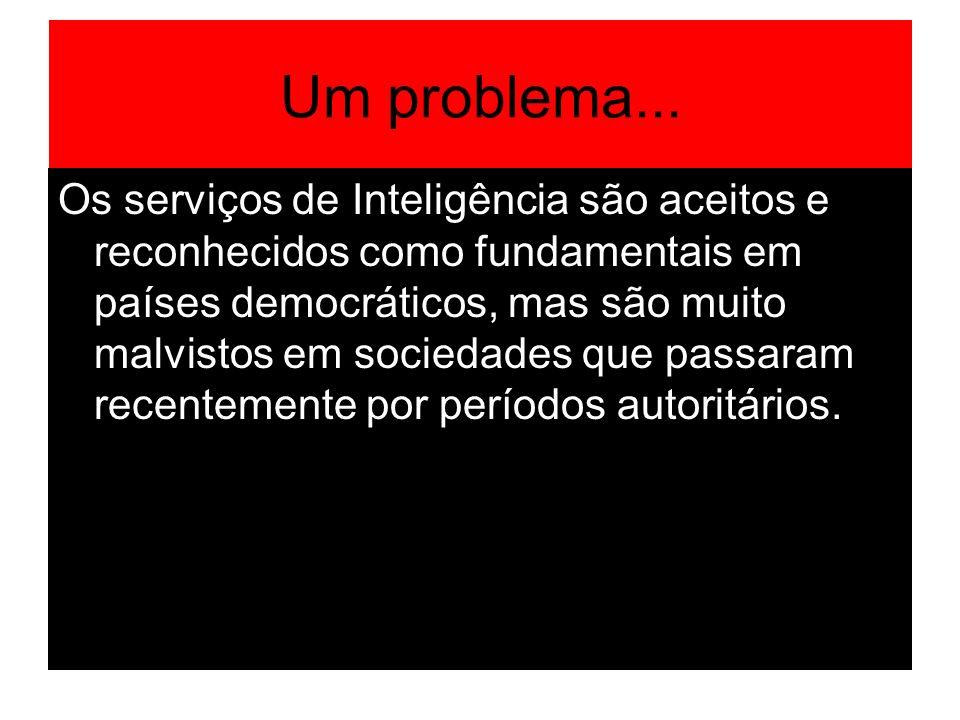 Um problema...