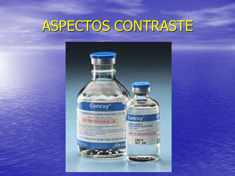 ASPECTOS CONTRASTE