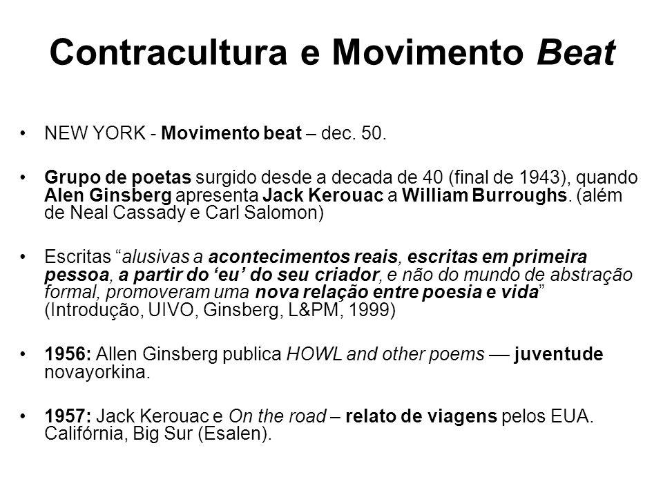 Contracultura e Movimento Beat