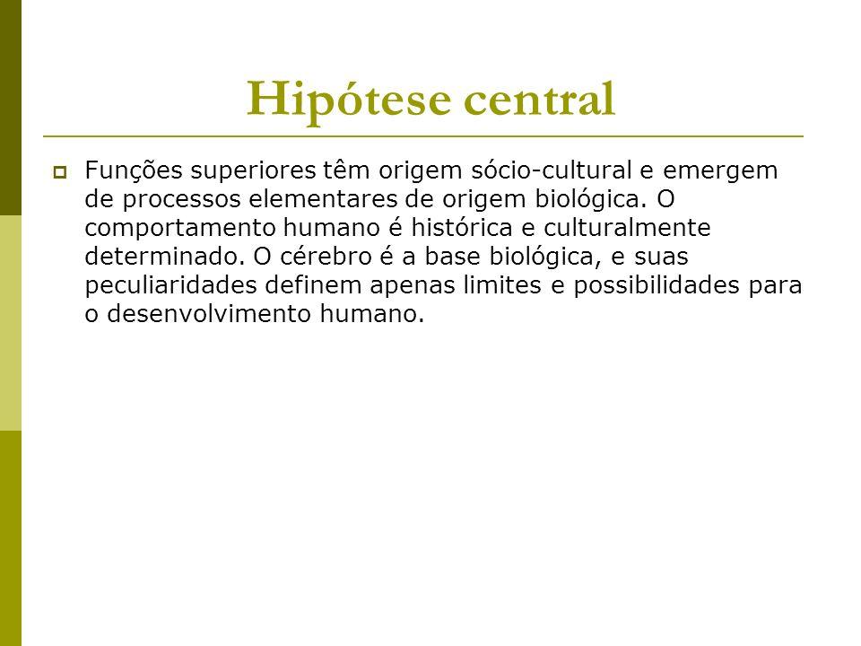 Hipótese central
