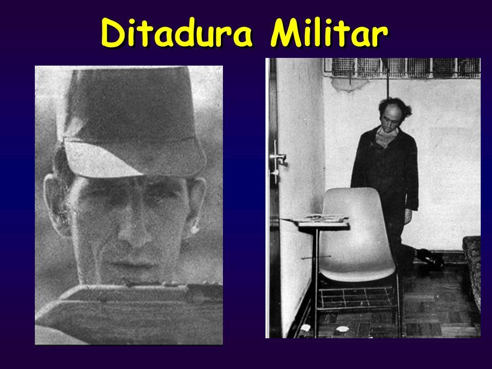 Ditadura Militar Divisão do Direito 21