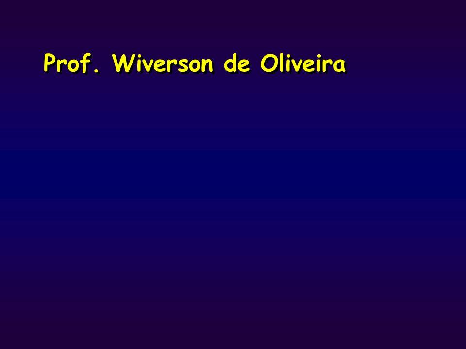 Prof. Wiverson de Oliveira