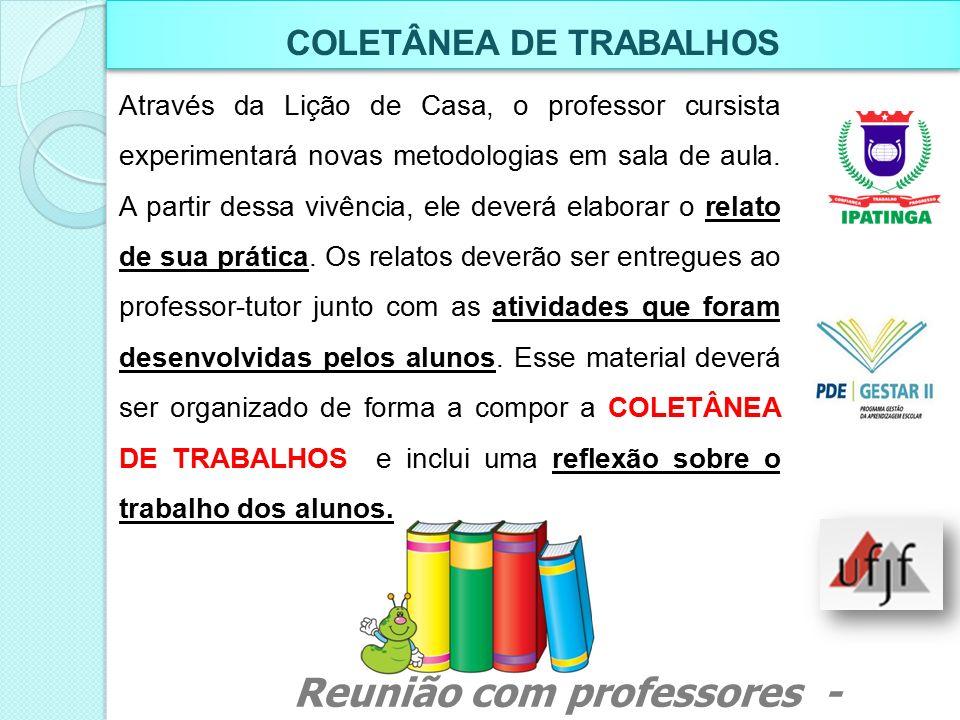 COLETÂNEA DE TRABALHOS