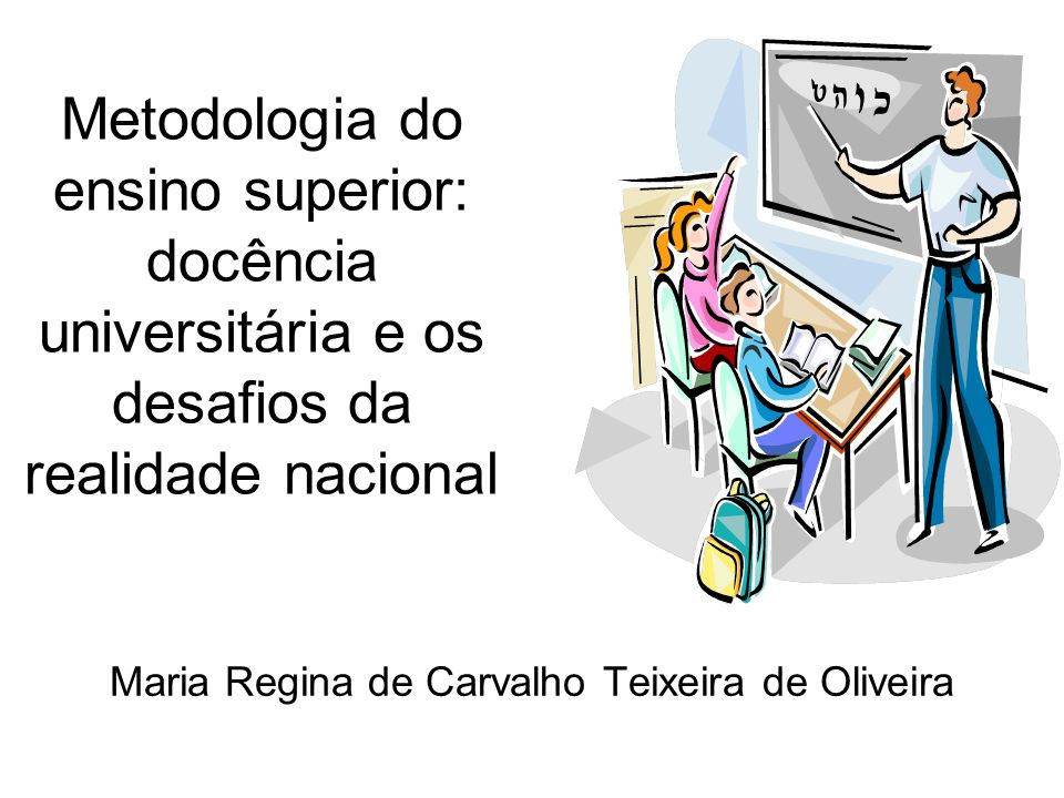 Maria Regina de Carvalho Teixeira de Oliveira