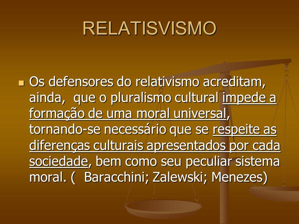 RELATISVISMO