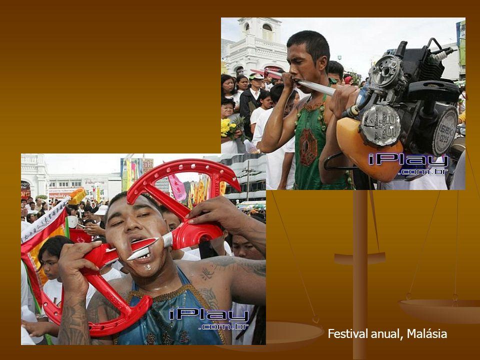 Festival anual, Malásia