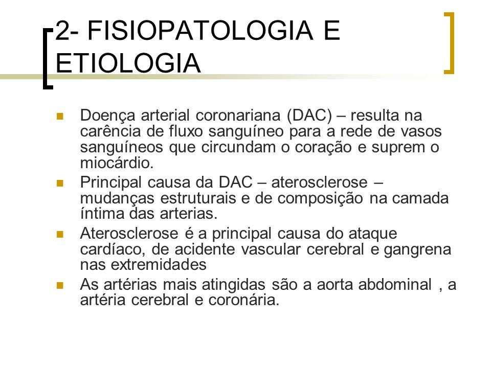 2- FISIOPATOLOGIA E ETIOLOGIA