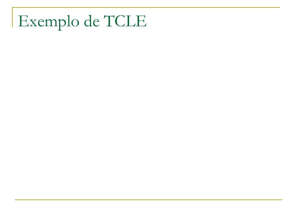Exemplo de TCLE