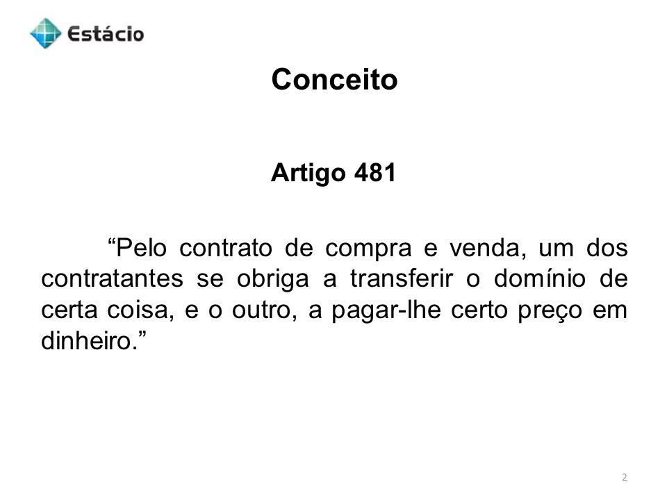 Conceito Artigo 481.