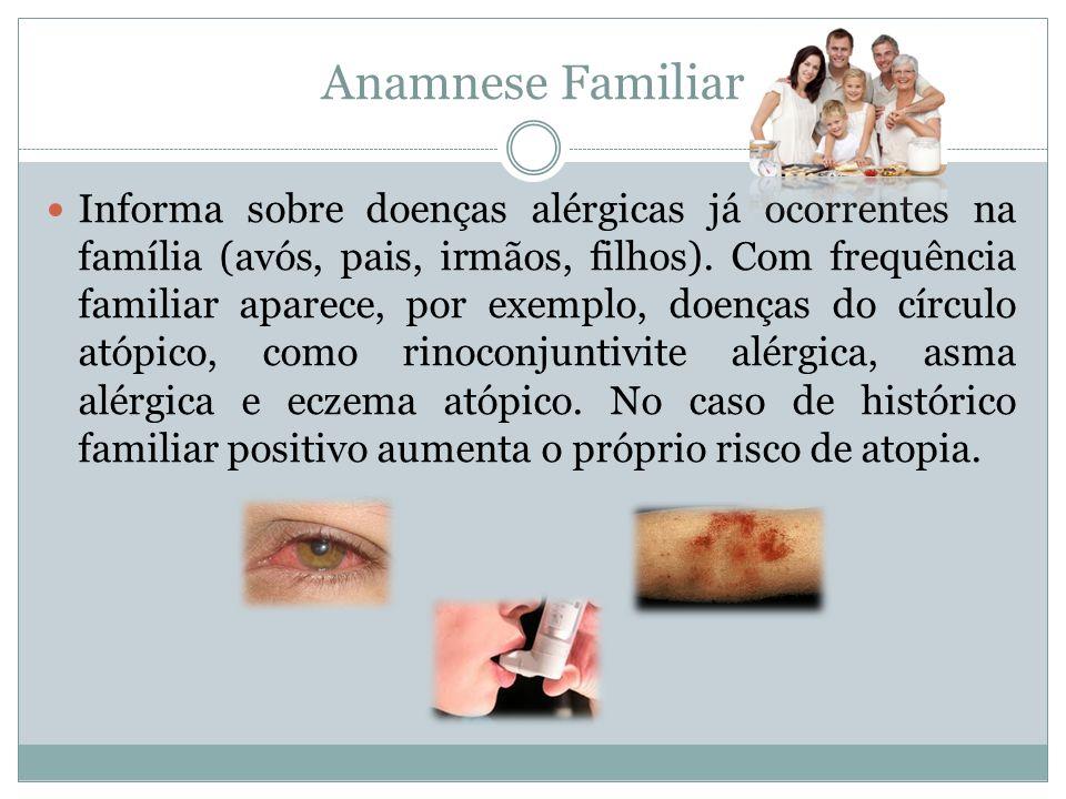 Anamnese Familiar