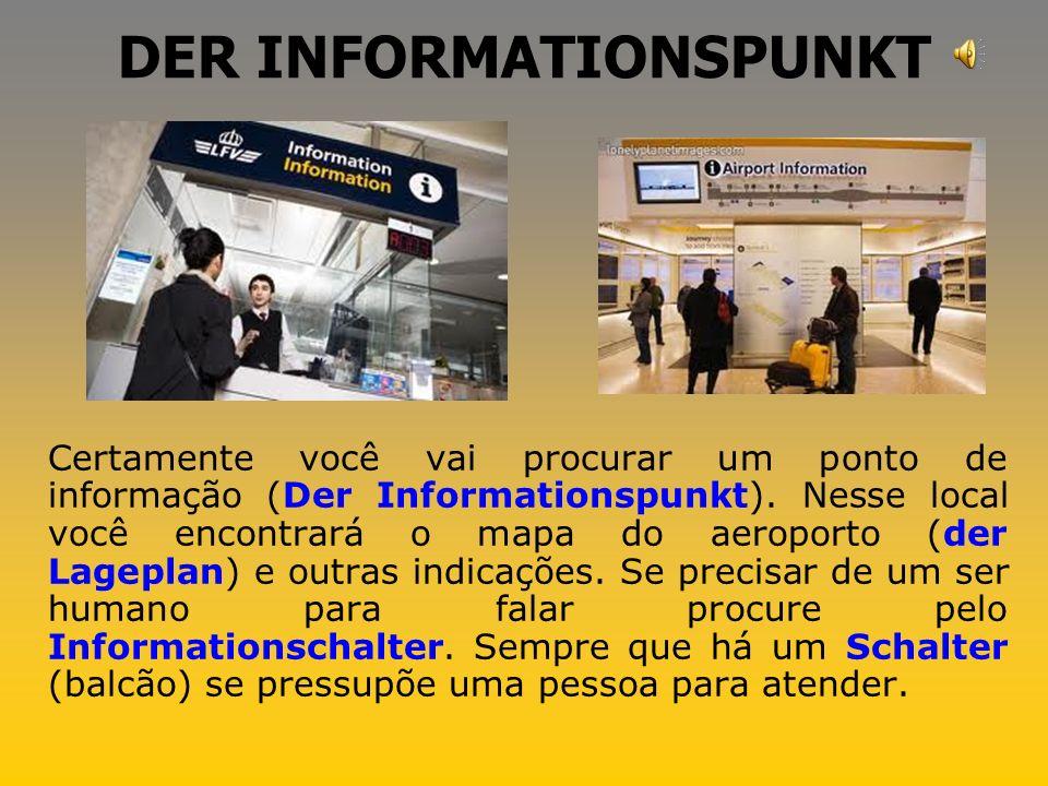 DER INFORMATIONSPUNKT