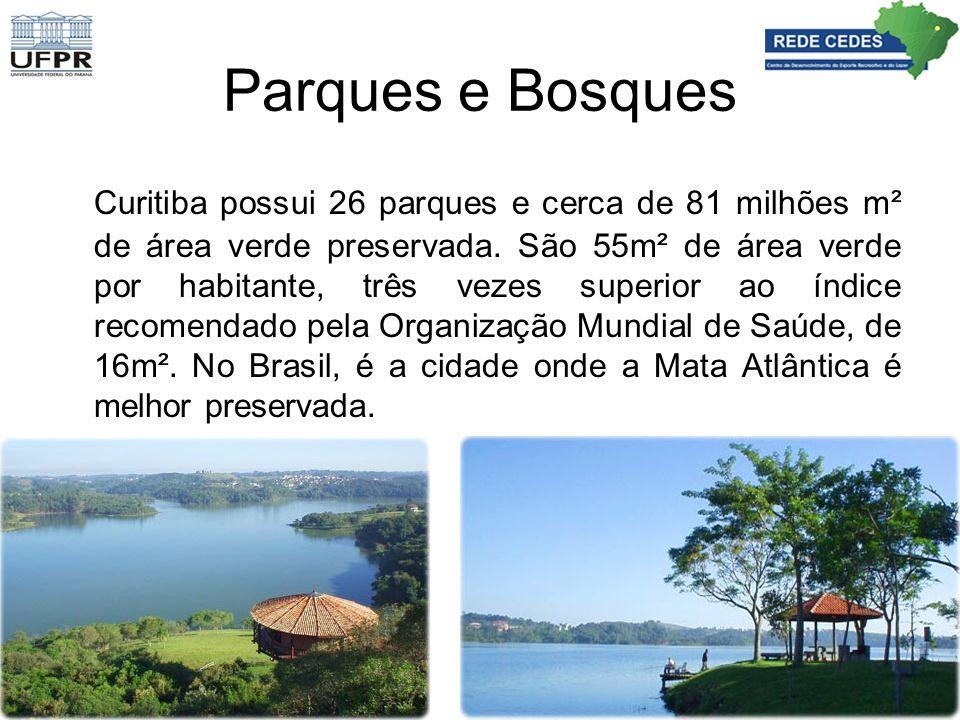 Parques e Bosques