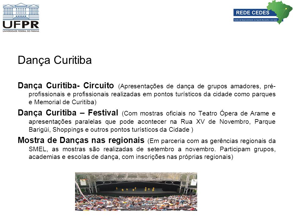 Dança Curitiba