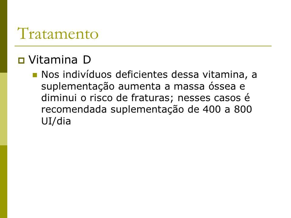 Tratamento Vitamina D.