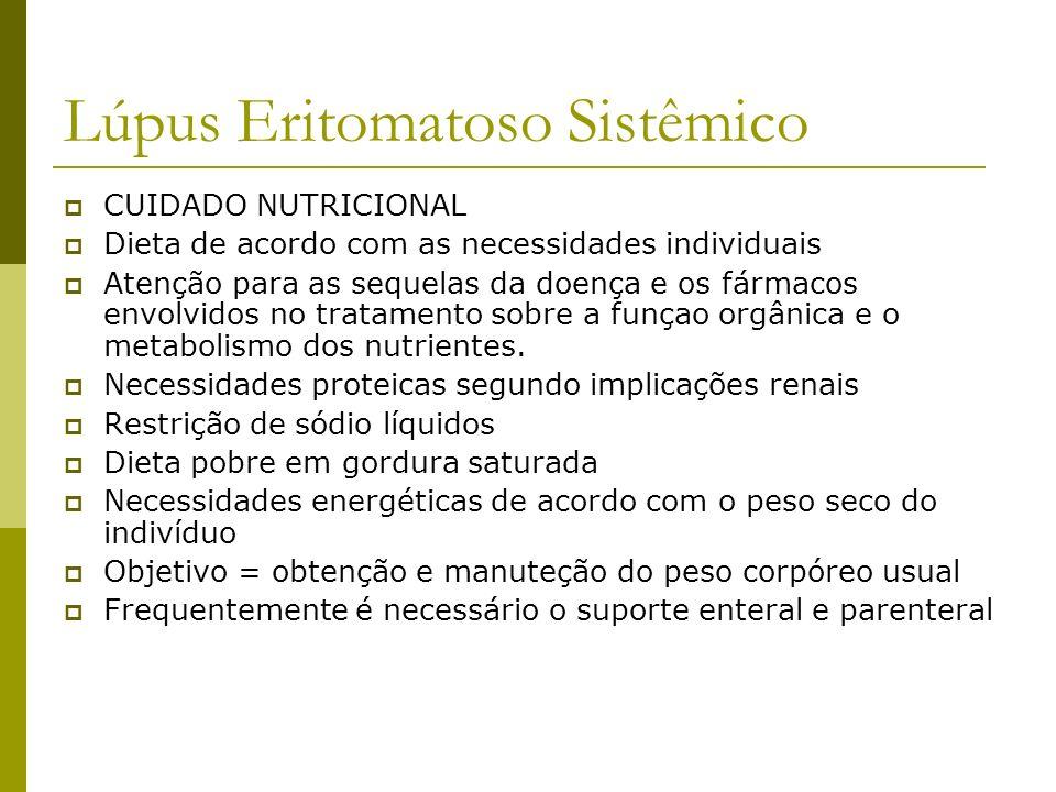 Lúpus Eritomatoso Sistêmico