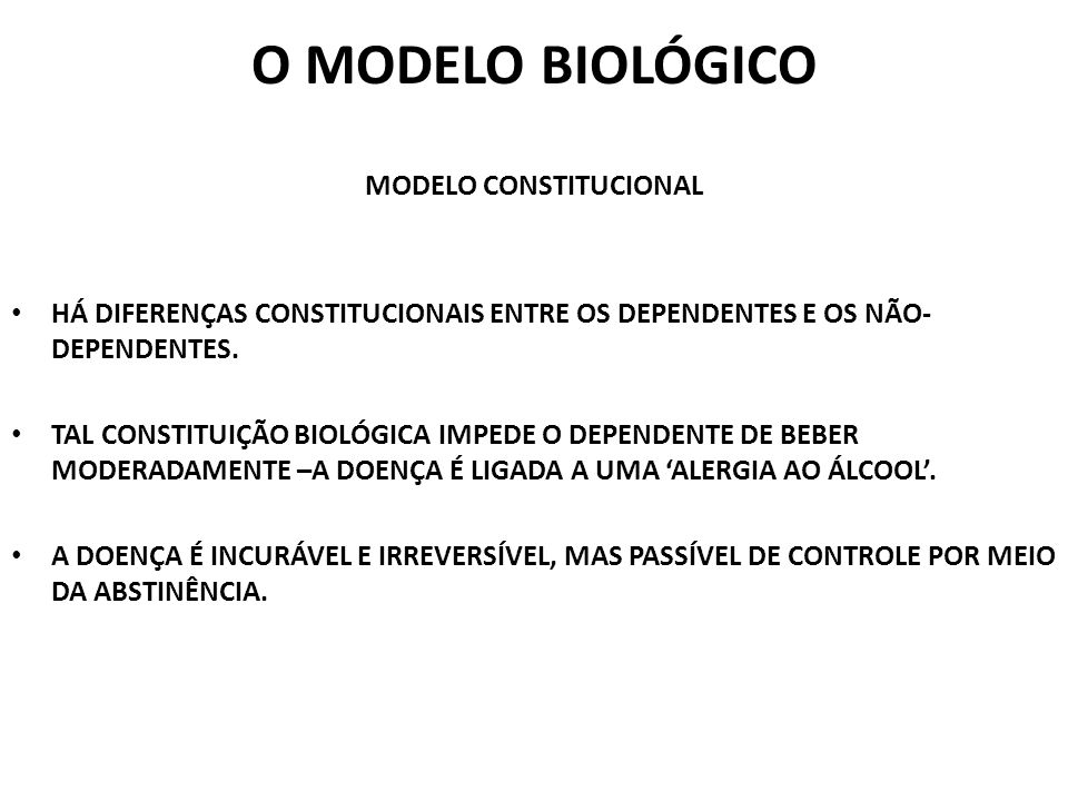 MODELO CONSTITUCIONAL
