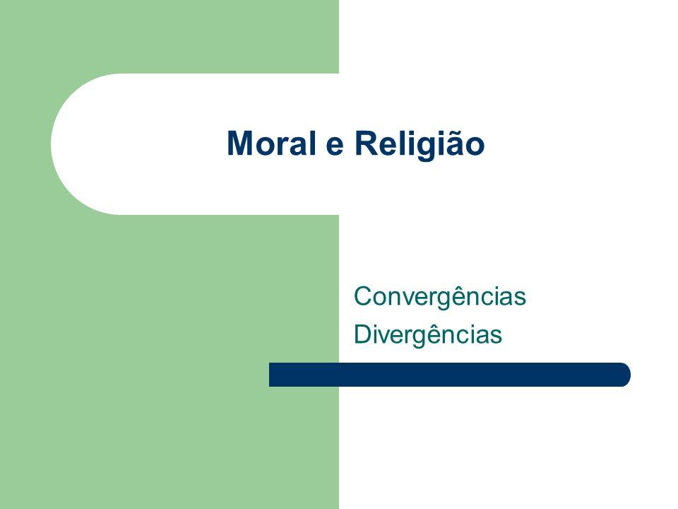 Convergências Divergências