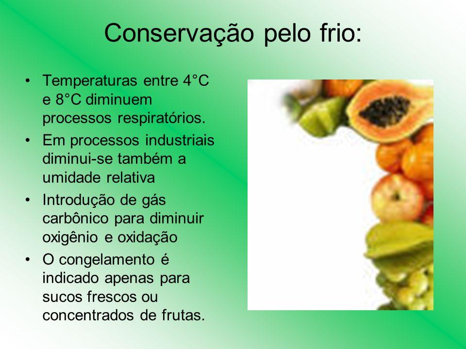 Conservação pelo frio: