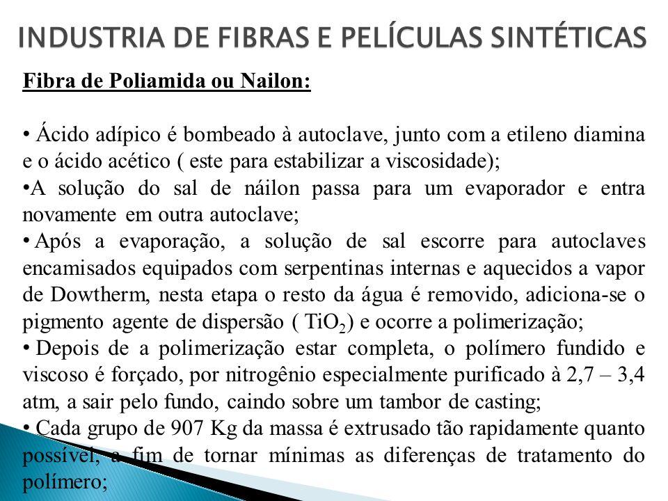 INDUSTRIA DE FIBRAS E PELÍCULAS SINTÉTICAS