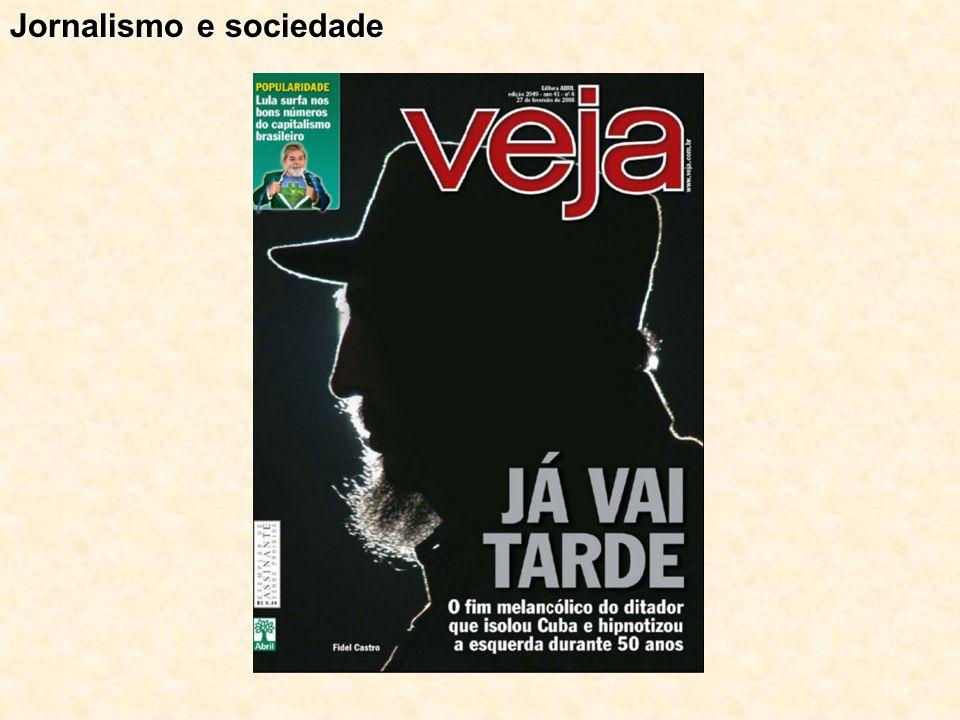 Jornalismo e sociedade
