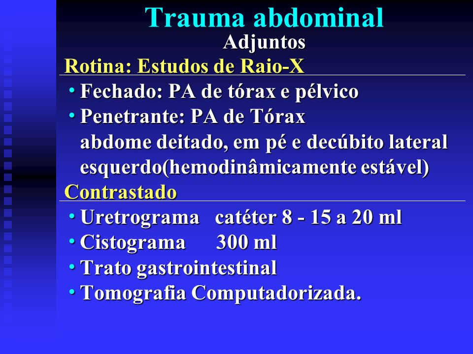 Indicações da tomografia multislice na odontologia 5