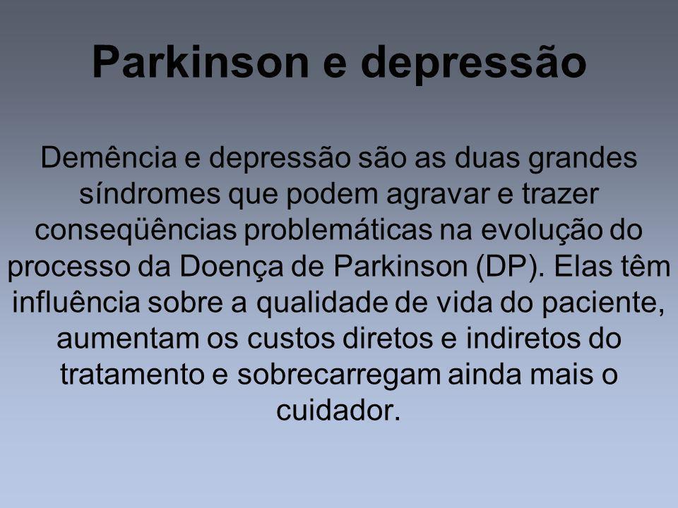 Parkinson e depressão