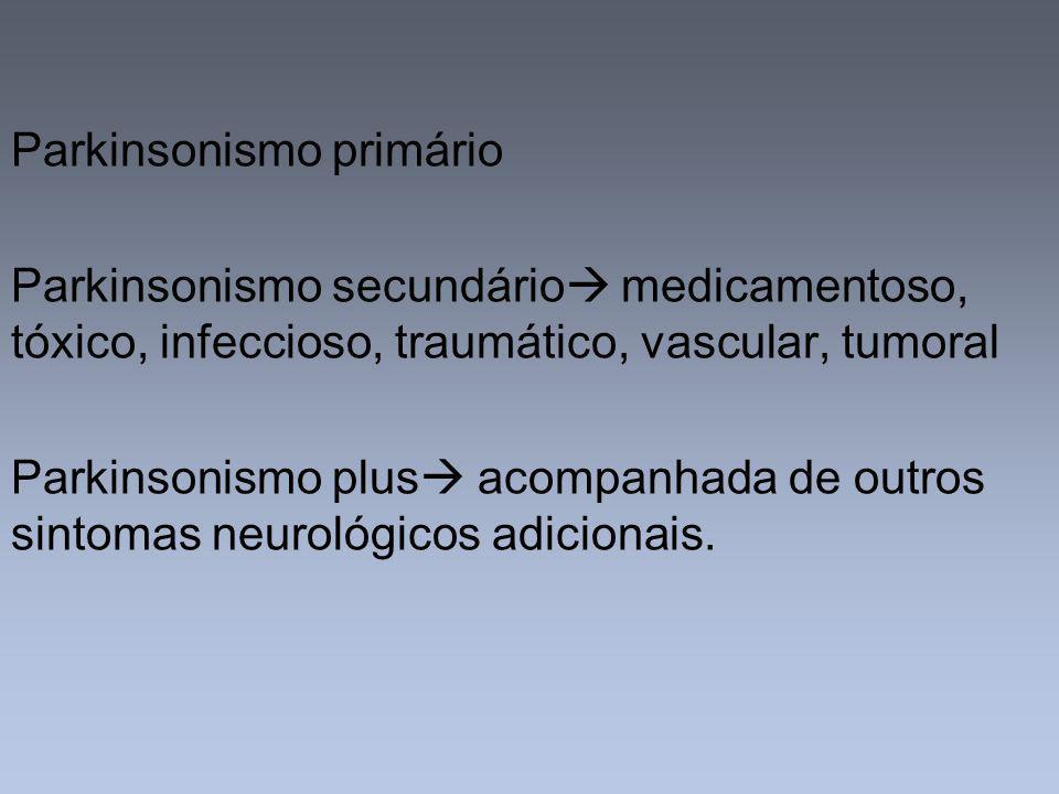 Parkinsonismo primário