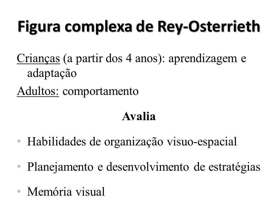 Figura complexa de Rey-Osterrieth