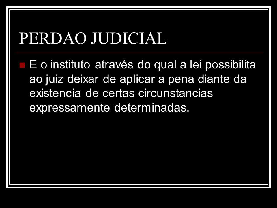PERDAO JUDICIAL