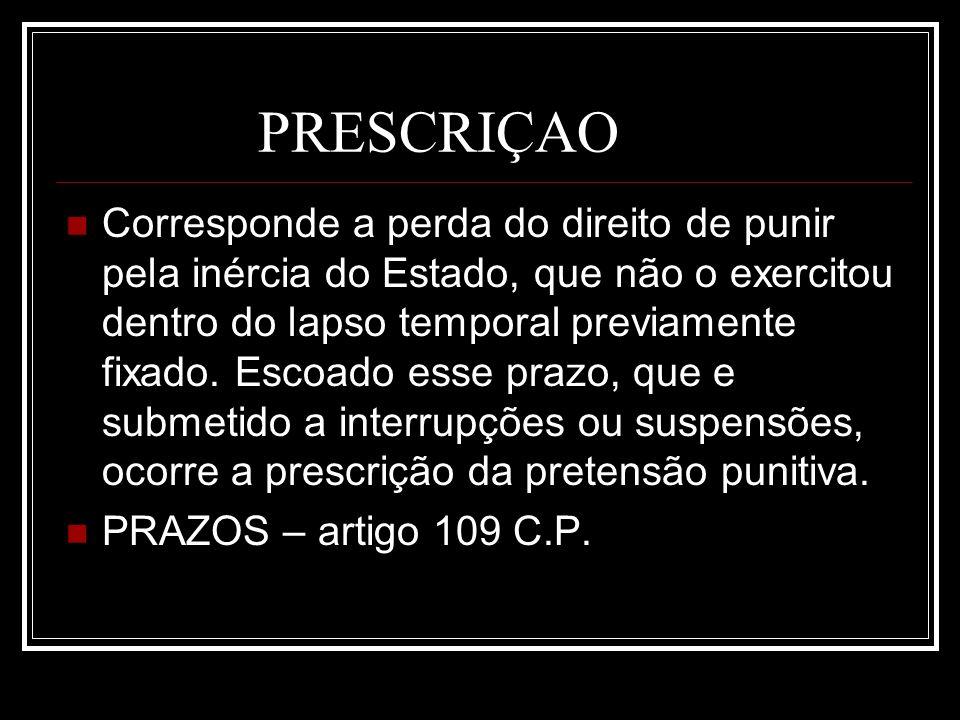 PRESCRIÇAO