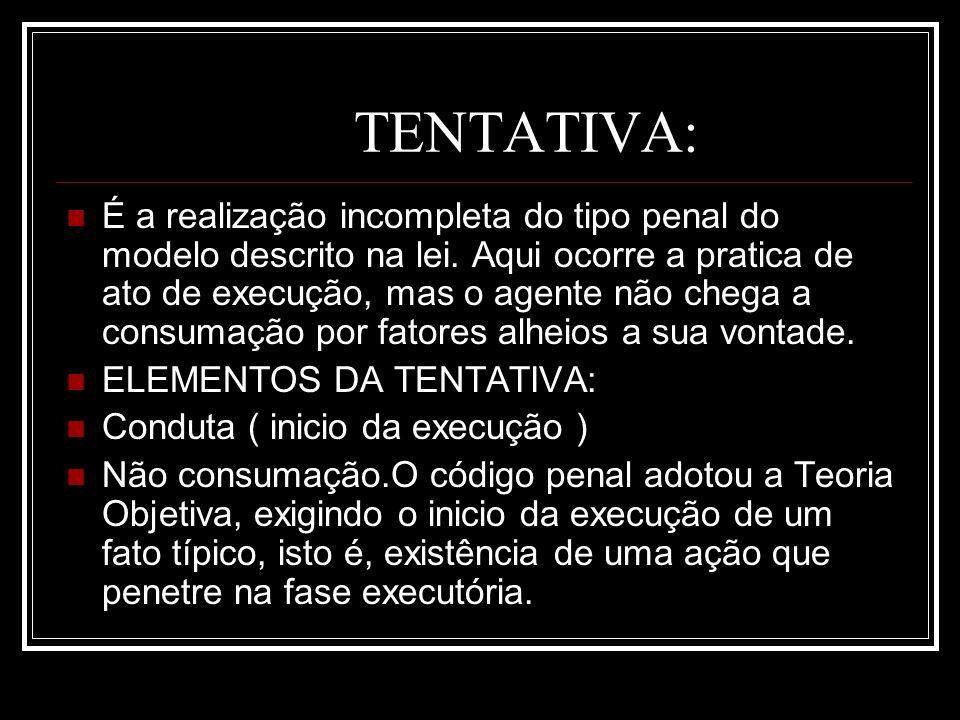 TENTATIVA: