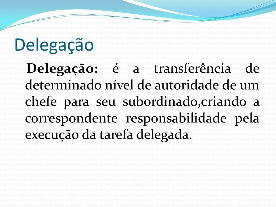 Delegação