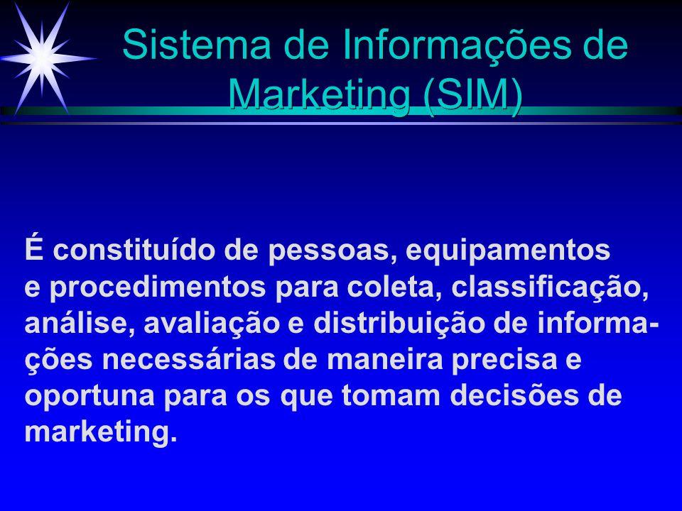 Sistema de Informações de Marketing (SIM)