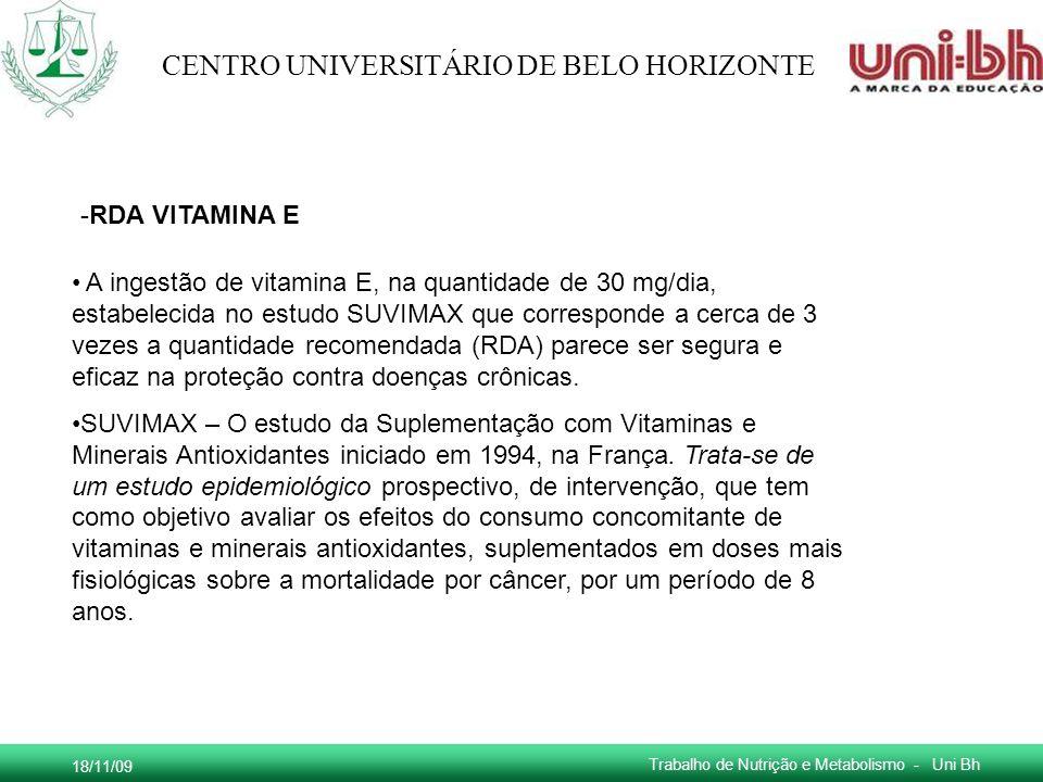 -RDA VITAMINA E