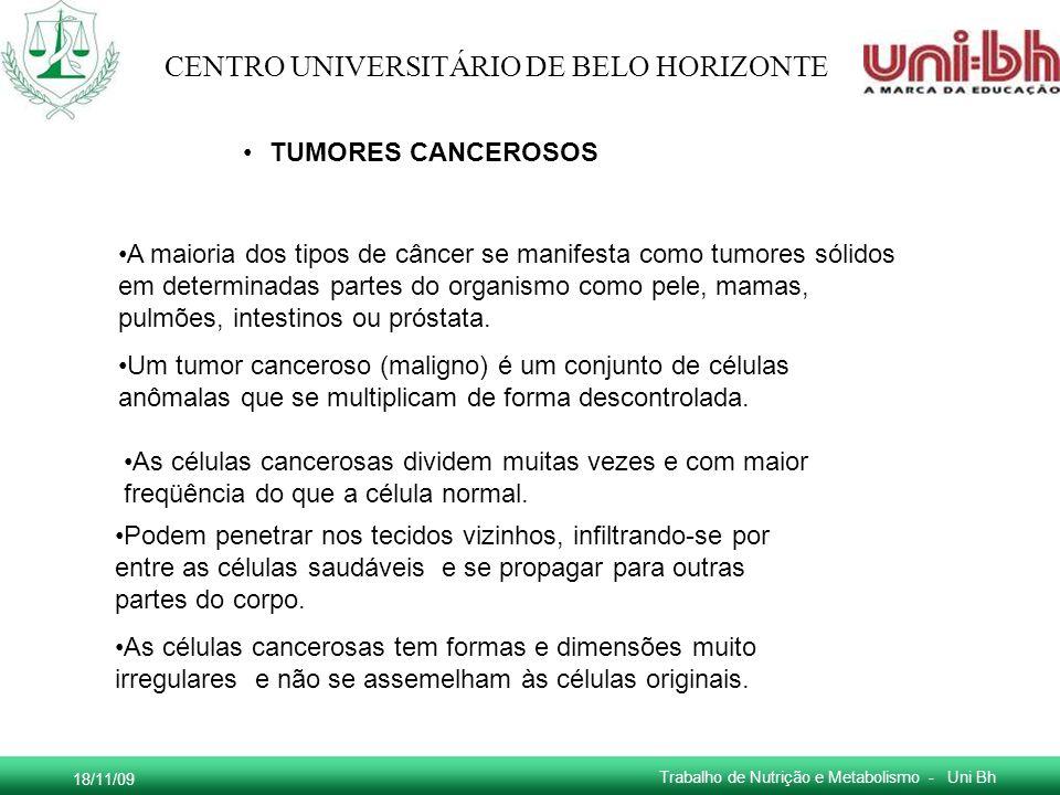 TUMORES CANCEROSOS