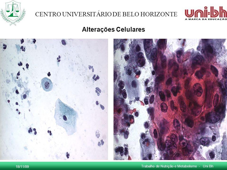 Alterações Celulares