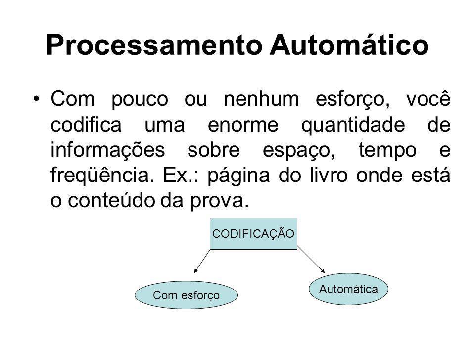 Processamento Automático