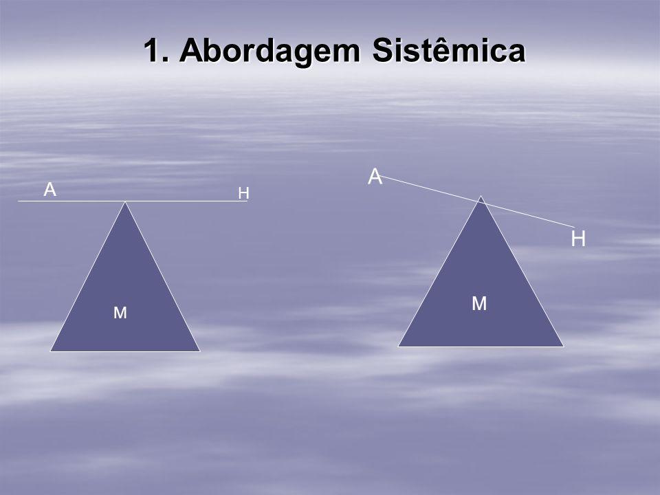 1. Abordagem Sistêmica A A H H M M