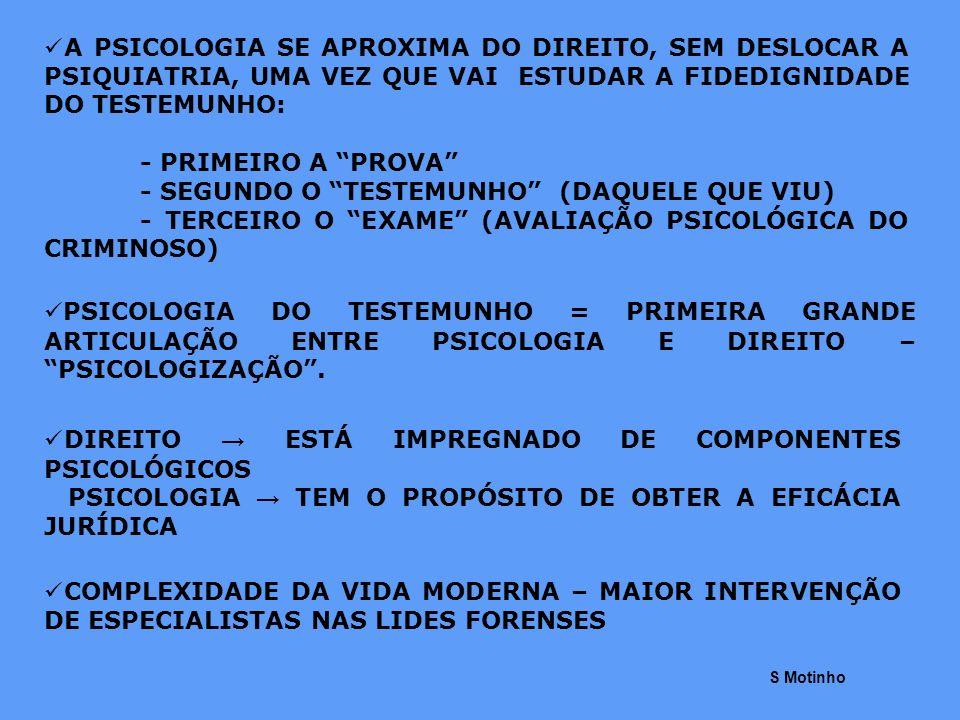 - SEGUNDO O TESTEMUNHO (DAQUELE QUE VIU)