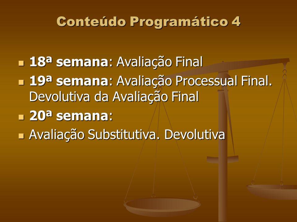 Conteúdo Programático 4