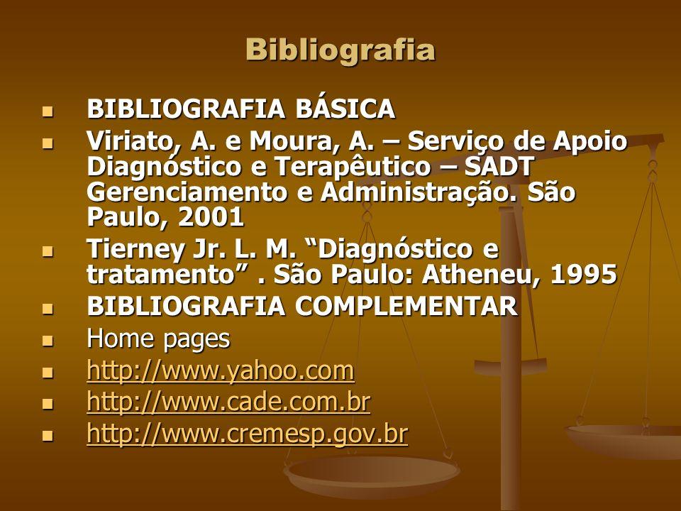 Bibliografia BIBLIOGRAFIA BÁSICA
